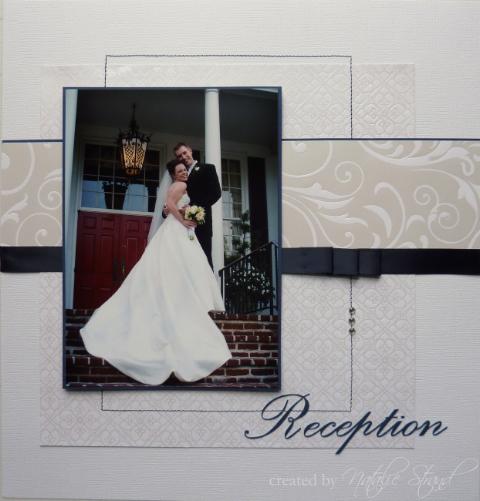Wedding Scrapbook Album Wedding Scrapbook Album