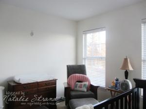 Vivian's room: before
