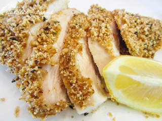 ATK Nut-Crusted Chicken Breasts