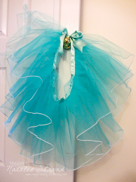 finished tutu