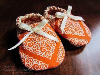 handmade baby shoe gifts