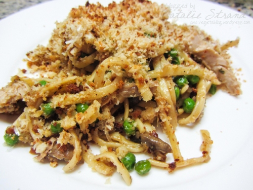 ATK Turkey Tetrazzini