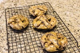 Smitten Kitchen's Chocolate Chip Brioche Pretzels Recipe ...