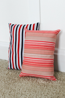 door pillows for the kids' rooms