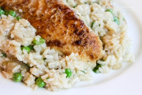 ATK skillet chicken and rice