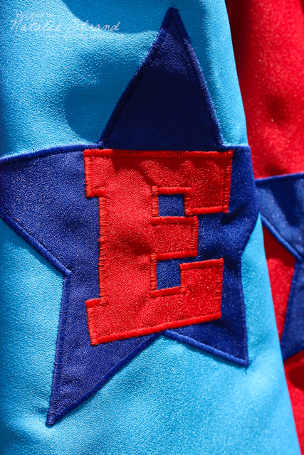 superhero capes!