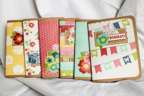 journals to take to record our Disney adventure