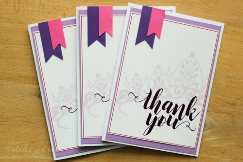 hybrid thank you cards