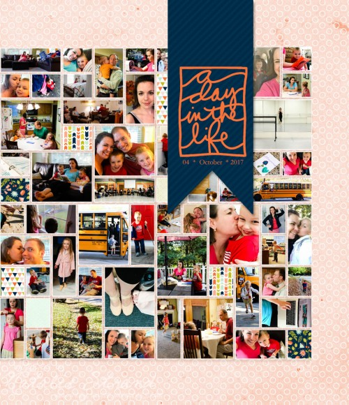 Day in the Life - 2017 photo book