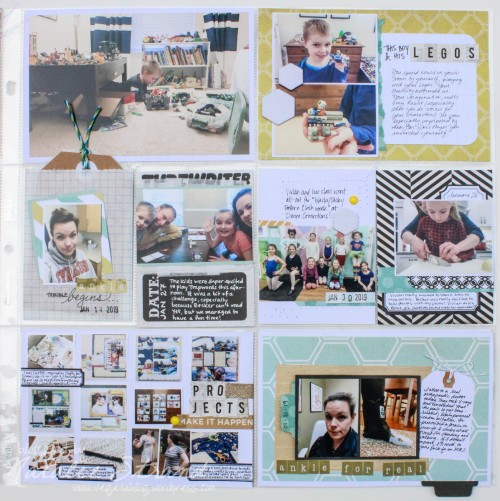 January 2019 pocket pages, part 2